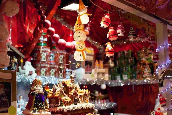 новогодние рождественские ярмарки Европы