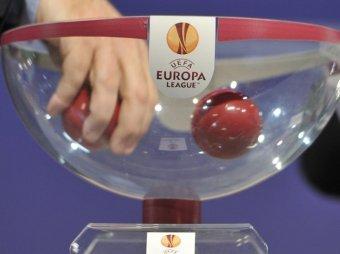 результаты жеребьевки 1/16 Лиги Европы сезона 2017/2018