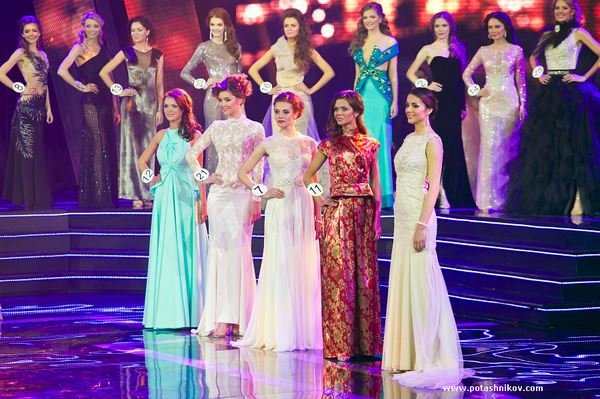 конкурс мисс беларусь 2014