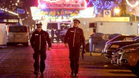 Посылку со взрывчаткой в Потсдаме прислали вымогатели