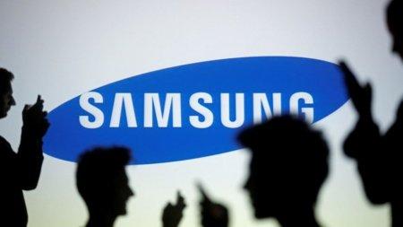 Компания Samsung выпустит смартфон с двусторонним экраном