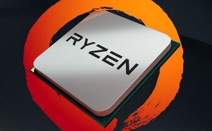 AMD процессоры серии Ryzen
