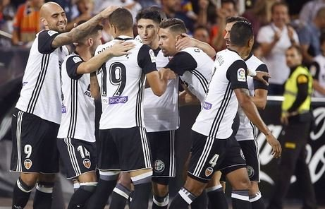 Кубок короля: Валенсия в четвертьфинале