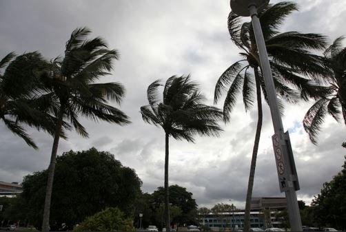 циклон Joyce Австралия