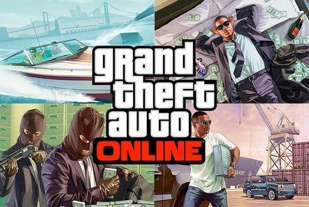 GTA Online 2017 итоги