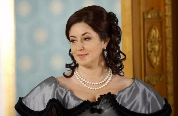 Тамара Гвердцители артистка России Грузии