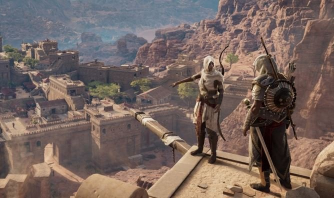 Discovery Tour Assassin's Creed: Ancient Egypt, The Hidden Ones
