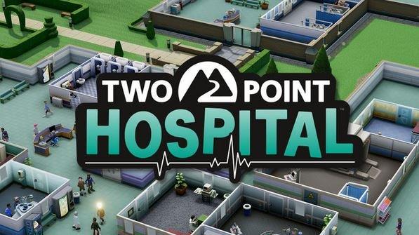 игра Two Point Hosputal осень 2018