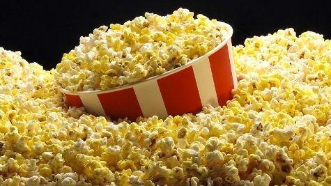 изобретение попкорна 1630 год