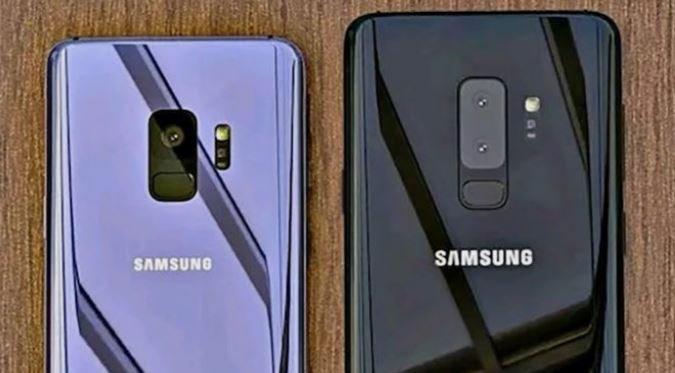 Samsung Galaxy S9 новая камера