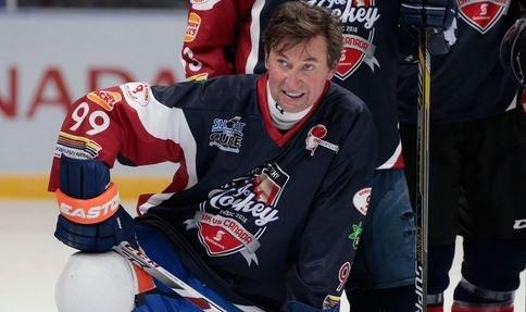 Уэйн Гретцки хоккеист биография канада