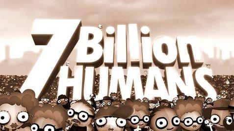 7 миллиардов человек игра