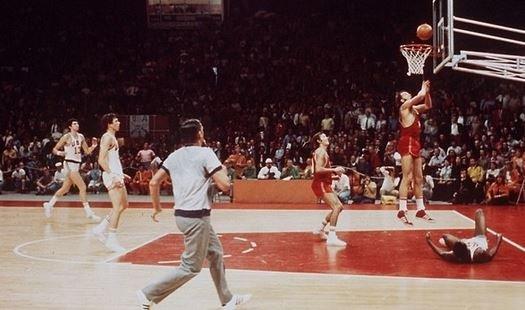 ссср сша 1972 баскетбол