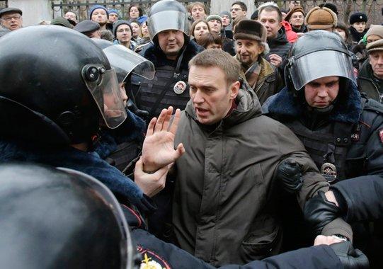 алексей навальный оппозиция