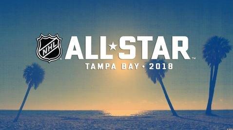 Матч звёзд НХЛ Тампа Бэй 2018