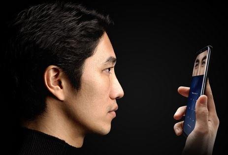 Samsung Galaxy S9 интеллектуальное сканирование