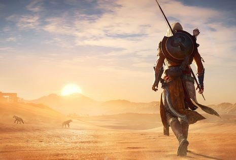 Ubisoft Assassin's Creed: Origins New Game +