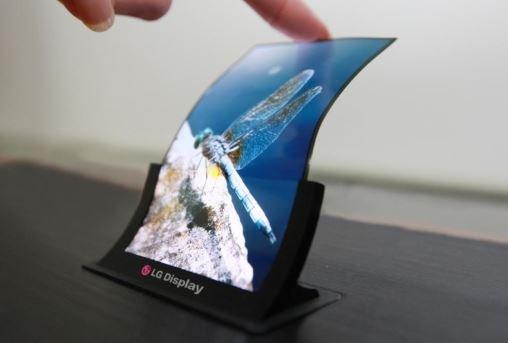 sony lg oled экраны смартфоны производство