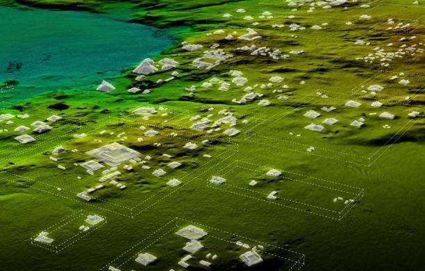 60000 поселений майя открытие гватемала