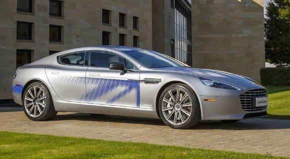 Автопроизводитель Aston Martin китай рынок