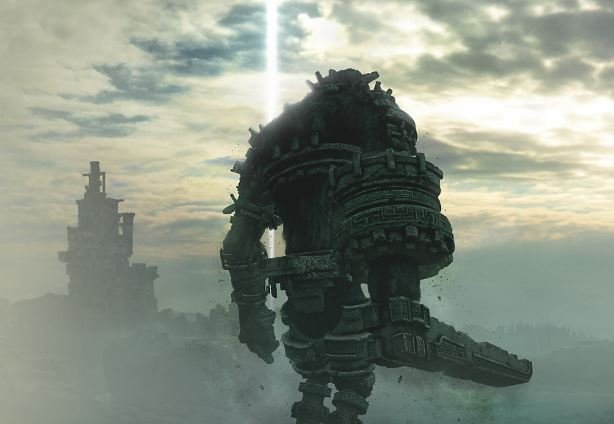 Shadow of the Colossus Playstation 4 2018