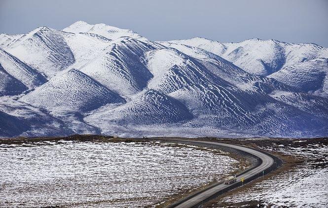 вечная мерзлота ртуть Аляска