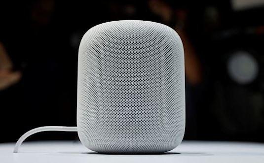 apple homepod продажи стоимость