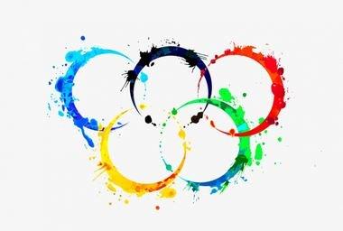 плакаты зимней олимпиады в Пхенчхане 2018