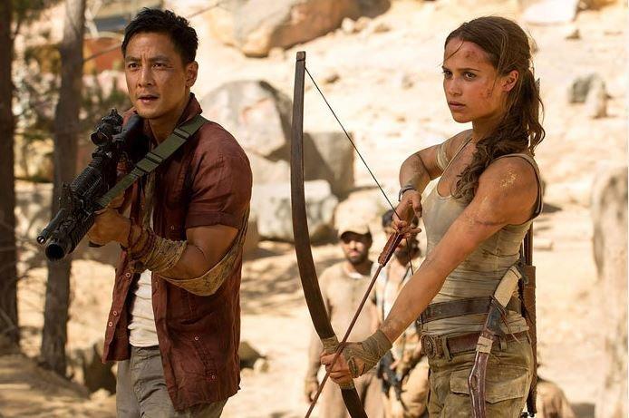 фильм «Tomb Raider» 2018