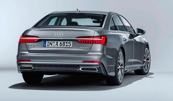 Audi A6 серии C8 Женевский автосалон