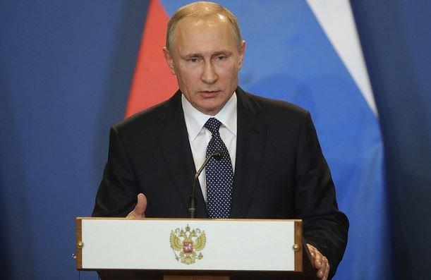 Путин представил новое гиперзвуковое оружие России
