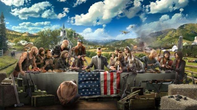 Far Cry 5 27 марта