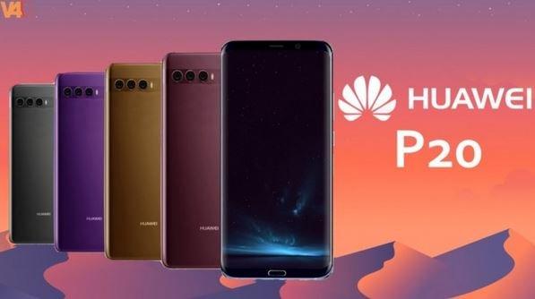 Характеристики новых смартфонов Huawei P20