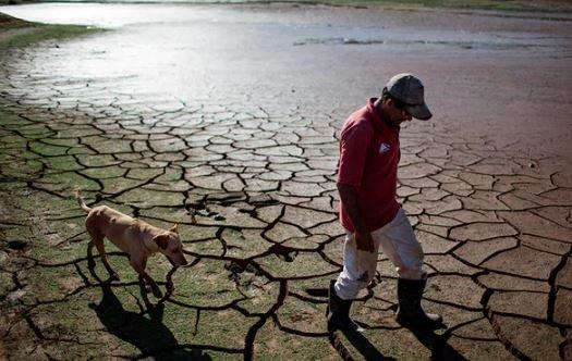 нехватка воды 2050 год