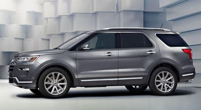 Ford назвал цены и комплектацию обновленного Explorer'а