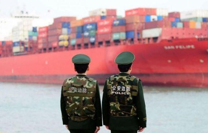 США Китай торговая война