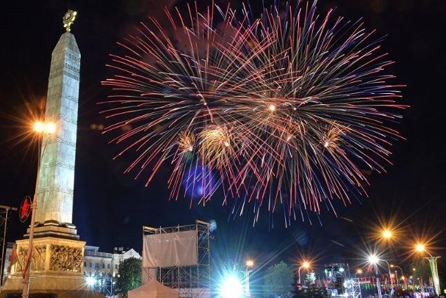 План праздничных мероприятий на 9 Мая в Минске