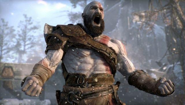 продажи игры God of War