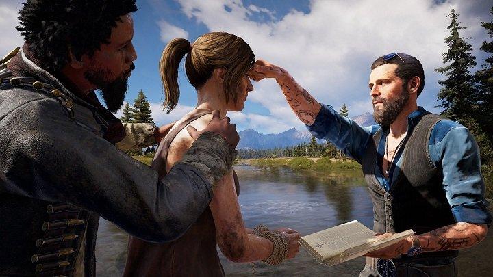 Far Cry 5 продажи игры