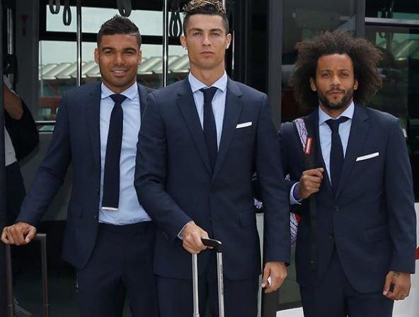 Реал Мадрид в Киеве