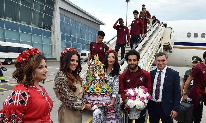 Ливерпуль в Киеве