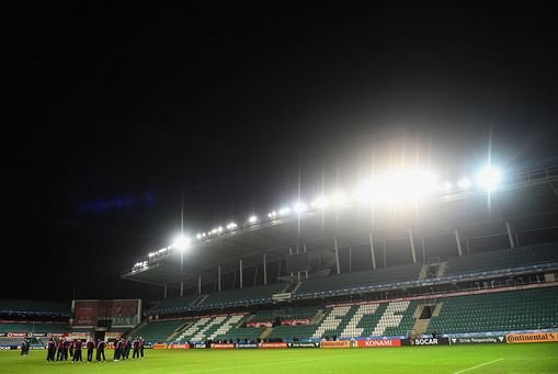 Суперкубок Европы 2018 Таллин