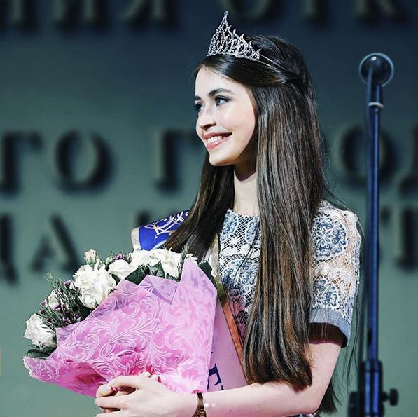 Мисс Беларусь-2018 Мария Василевич