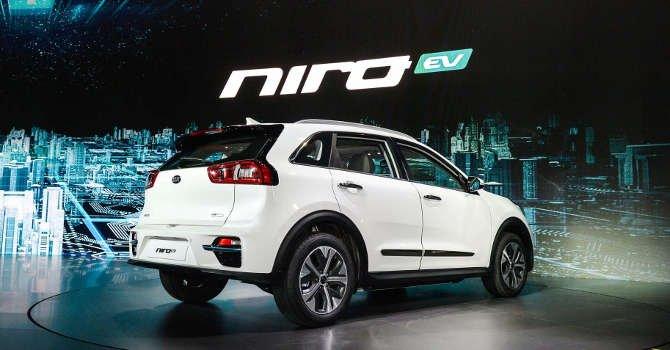 электрокар Kia Niro EV 2019