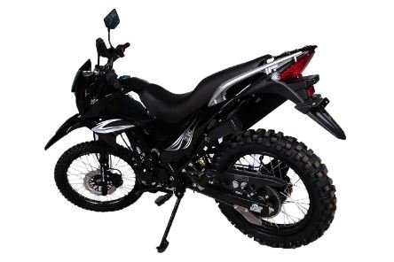 Мотоцикл ZID ENDURO (YX 250GY-C5C)
