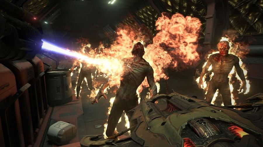 геймплей «Doom Eternal»
