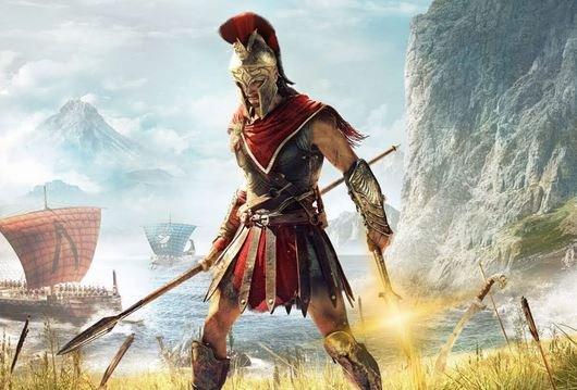 Геймплей игры «Assassin's Creed: Odyssey»