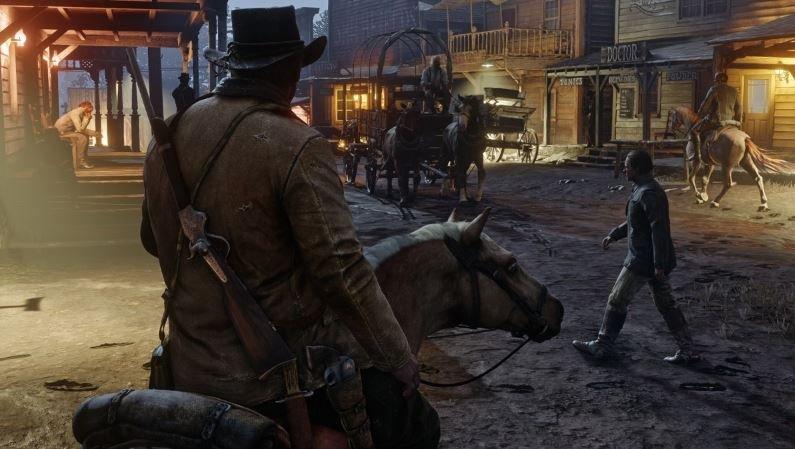 4 млн. просмотров за сутки набрал ролик с геймплеем «Red Dead Redemption 2»