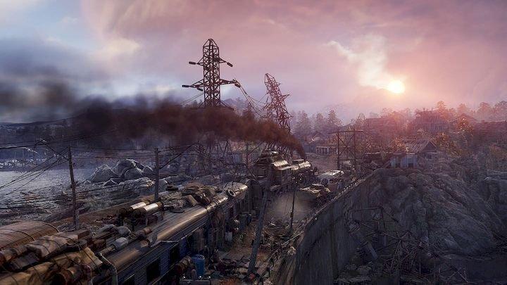 игра Metro Exodus геймплей 2019