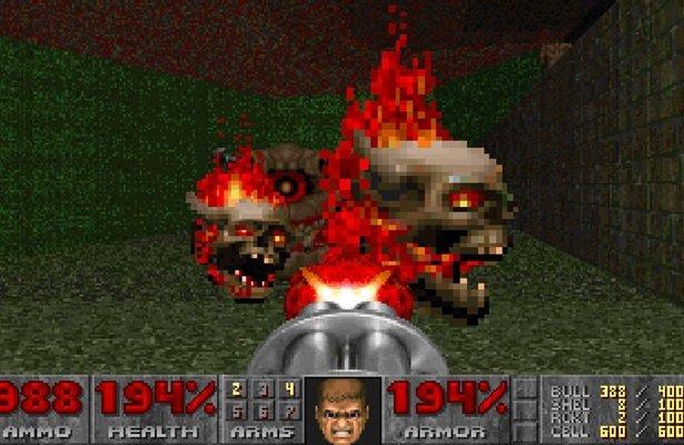 Doom 2 прохождение секреты